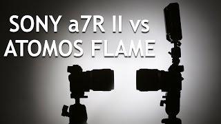 Camera Review: Sony A7R II vs Atomos Ninja Flame