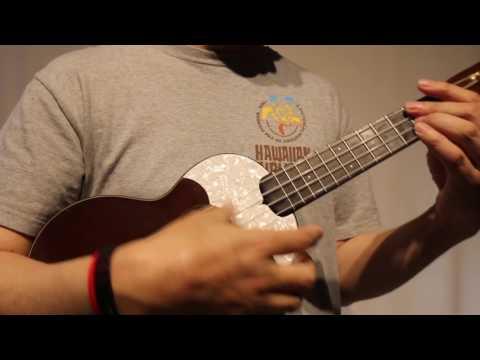 Tears In Heaven - Elic Clapton instrumental cover on ukulele