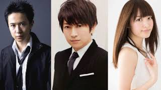 K of Radio 第3回 杉田智和 小松未可子 小野大輔 声優 ラジオ 下ネタ.