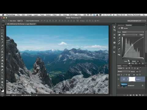 The Ultimate Guide to Adjustment Layers - Curves