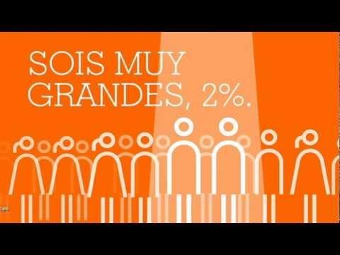 Canción Anuncio ING Direct 2013: Cuenta Nómina - 2%