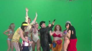 Съёмки клипа группы USB. Глеб Сердюков