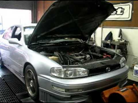 1994 Toyota Camry V6 Supercharged 7psi Youtube
