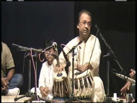 Nayan Ghosh 2008 - Tabla Solo - Ustad Nizamuddin Khan Barsi - Rela