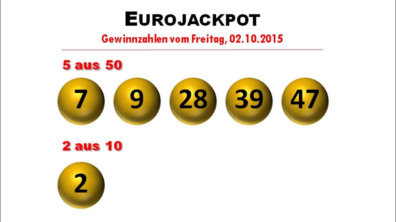freitags lotto