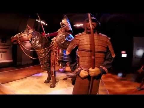 Genghis Khan Exhibit - Things to See