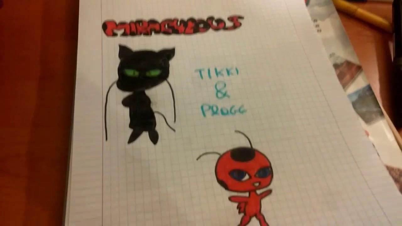 disegno per il concorso di miraculous ladybug youtube