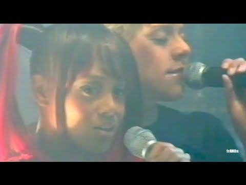 "Melanie C ""Never Be The Same Again"" feat. Lisa ""Left Eye"" Lopes / Live"