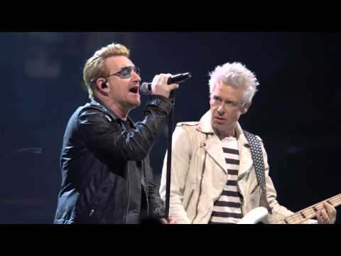 U2 - Out Of Control - Paris 12/6/15 - Pro Shot - HD