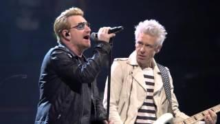 U2 - Out Of Control - Paris 12/6/15 - Pro Shot - HD