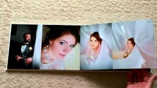 свадебная фотокнига wedding photo book