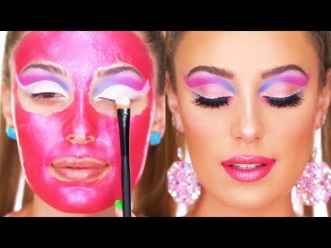 Makeup Tutorials For Beginner - How To Apply Makeup Perfectly #86 - 동영상