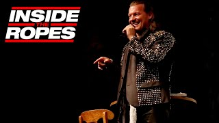 Chris Jericho Tells Hilarious Story About Goldberg Feud And Ralphus!