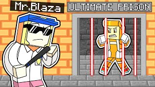 ULTIMATE MINECRAFT PRISON ESCAPE (impossible)