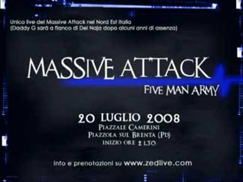 Five Man Army - Massive Attack