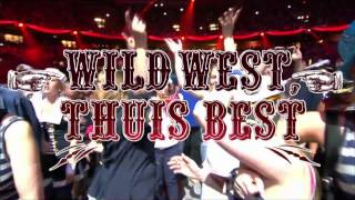 TOPPERS 2017 'WILD WEST, THUIS BEST'