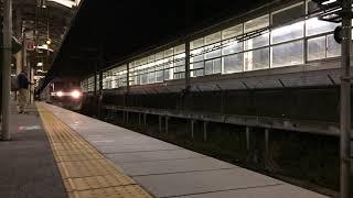 甲種輸送 EF210 156号機+東武70000系(71706F) 米原駅通過