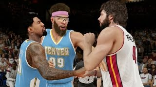 NBA 2K15 MyCareer - These Refs Wont Hold Me Back!