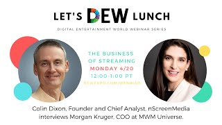Let's DEW Lunch Webinar with MWM Universe (April 20, 2020)