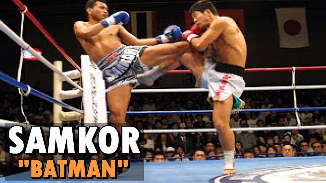 "Samkor Kiatmontep ""Batman"" Highlight | Muay Thai - YouTube"