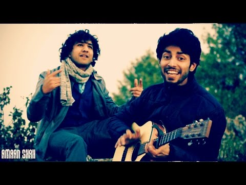THE HUMMA SONG - OK Jaanu | New Heartbeats Style On Guitar | Amaan Shah ft Anirudh Agarwal