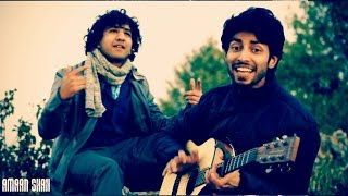 THE HUMMA SONG - OK Jaanu | New Heartbeats Style On Guitar | Amaan Shah ft Anirudh Agarwal