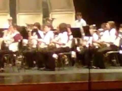 Columbiana Middle School Band: Hewlitt Trusville