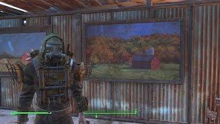 Fallout 4 7 - Ядерная батарейка и изучение карты