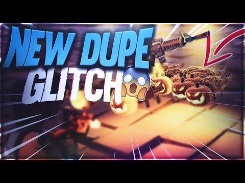 Duplication glitch fortnite + Giveaway - Nayfi