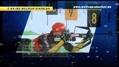 Biathlon Weltcup 2013 Best of 2012 und Zeitplan 2013