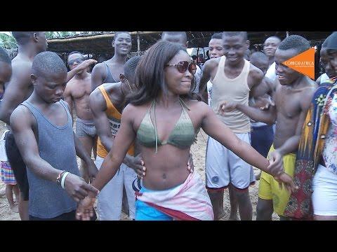 Reportage : Fête de Pâques à Grand Bassam, Côte d'Ivoire
