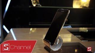 Schannel - Galaxy Note 4 24K Gold Edition