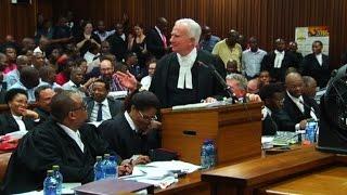 S.Africa court hears Zuma bid to block graft report