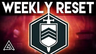 Destiny Weekly Reset - Raid Challenge, Nightfall, PoE & More | 12th July