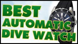 6 Best Automatic Dive Watch Reviews 2018