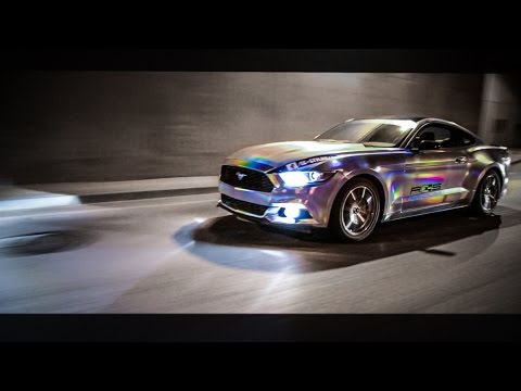 Ford Mustang Epic Wrap By Re-Styling.lt