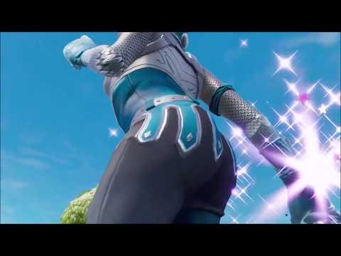 Frozen Red Knight Performs True Heart ~ Frozen Red Knight Booty Showcase
