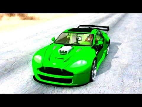 Aston Martin Vantage N400 Vl2 | #40 New Cars / Vehicles 2 to GTA San Andreas [ENB]