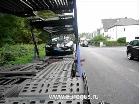 MB S600L AMG бронированный Мерседес авто из Германии