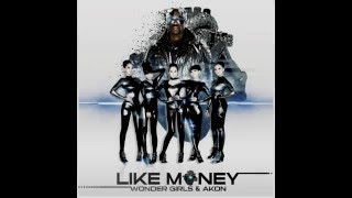 "Wonder Girls - Like Money ""Without Akon"" (Pack MP3) - HQ 320kbps"