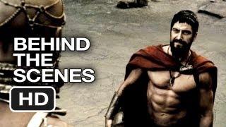 300 Behind The Scenes - Visual FX (2006) - Gerard Butler Movie HD