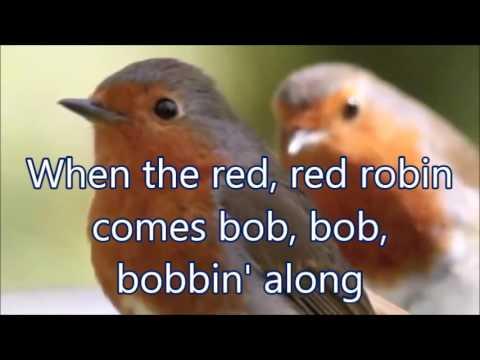 Red Red Robin  Al Jolson