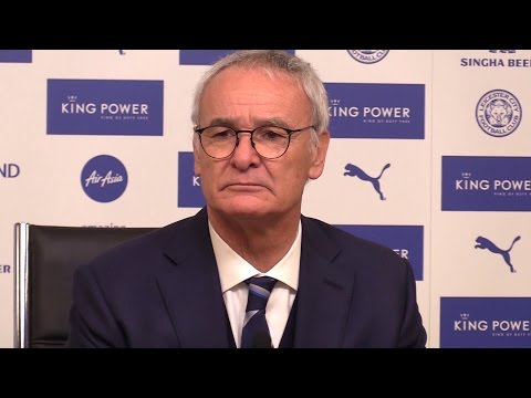 Leicester 0-3 Chelsea - Claudio Ranieri Full Post Match Press Conference