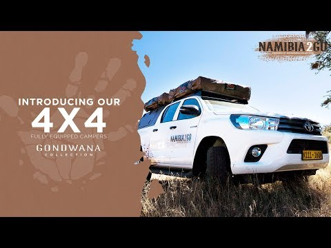 Introducing The New 4X4 Namibian Camper - Namiba2go