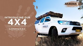 Introducing The New 4X4 Namibian Camper - Namiba2go
