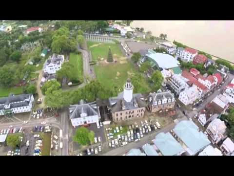 Surinam - Paramaribo Suriname from the Air -