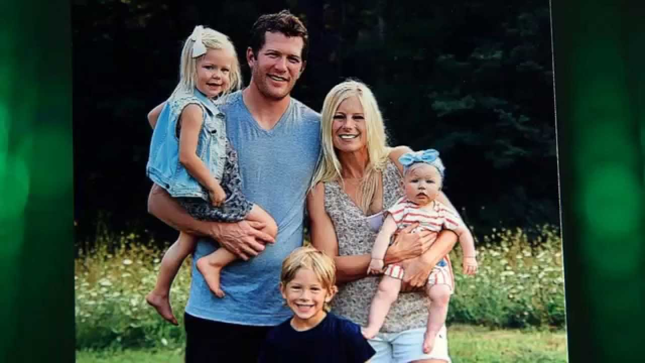 Family photo of the ice hockey player, married to Becky Suter, famous for Nashville Predators & United States.