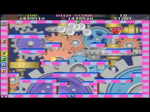 Bubble Symphony/Bubble Bobble II - 1cc with no codes used (1of 3)