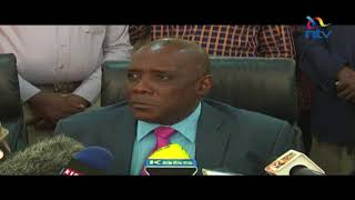 Swazuri confirms EACC is probing lands commission over Ruaraka land row
