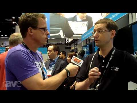 InfoComm 2013: Gary Kayye Interviews Cisco's Jason Cresswell about Virtualization